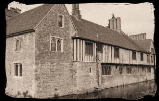 Haunted Places In Kent Ightham Mote